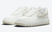 """Nike Air Force 1 Luxe """"Summit White"""" 搭配麂皮 Swooshes"""