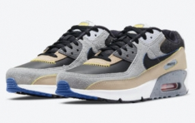 "Nike Air Max 90 ""Alter & Reveal"" 也为儿童发售"