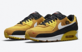 """Nike Air Max 90 加入""""Go The Extra Smile""""系列"""