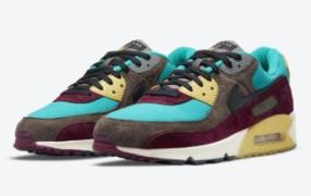 "Nike Air Max 90 NRG ""Ridgerock"" 即将发售"