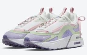 Nike Air Max Furyosa 以柔和色调覆盖