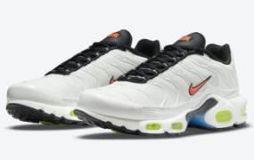 Nike Air Max Plus 以霓虹色为亮点