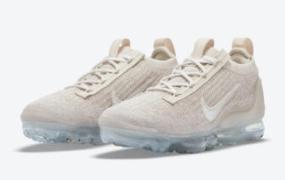 "Nike Air VaporMax 2021 ""Oatmeal"" 在路上"