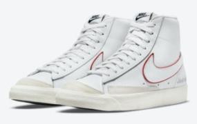 """这款 Nike Blazer Mid '77 提醒我们""""就去做吧"""""""