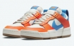 Nike Dunk Low Disrupt 出现在浅蓝色和全橙色中