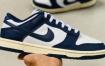 Nike Dunk Low 鞋底已老化发黄
