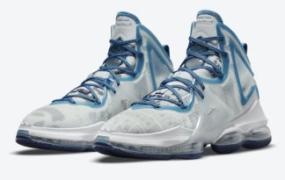"Nike LeBron 19 ""Space Jam"" 官方照片"