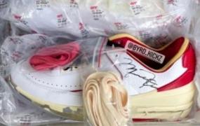 Off-White x Air Jordan 2 Low 附特别包装