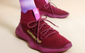 "Pharrell x adidas Humanrace Sichona ""Burgundy"" 发布信息"