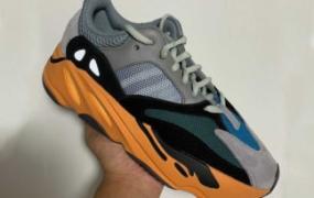 """抢先看:adidas Yeezy Boost 700 """"Wash Orange"""""""