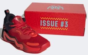 "adidas DON Issue 3 ""Louisville"" 9 月 25 日发售"