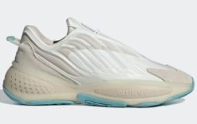 adidas Ozrah 推出白色和奶油色调
