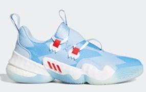 "adidas Trae Young 1 ""Ice Trae"" 10 月 1 日发售"