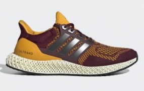 "adidas Ultra 4D ""Arizona State"" 9 月 23 日发售"
