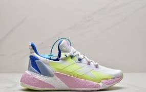 阿迪达斯Adidas Boost X9000L4 爆米花跑鞋