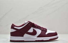 耐克Nike SB Dunk Low Stussy Cherry 温感变色龙 扣篮系列复古低帮休闲运动滑板板鞋