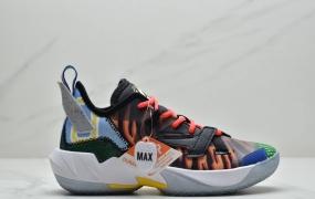 乔丹Air Jordan Why Not Zer0.4PF威少4拼接休闲运动篮球运动鞋