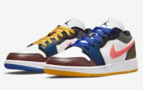 童鞋 Air Jordan 1 Low MMD 将于 10 月 12 日发售