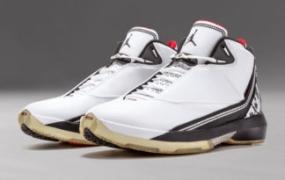 """运动鞋谈:Air Jordan 22 """"White Varsity Red"""""""