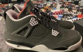 "Air Jordan 4 Golf ""Bred"" 12 月发售"