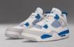 """运动鞋谈:Air Jordan 4 """"军蓝"""""""