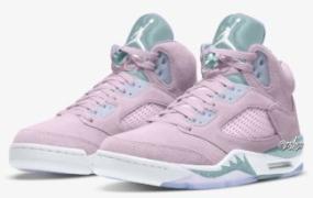 """Air Jordan 5 """"Easter"""" 2022 年 4 月发售"""
