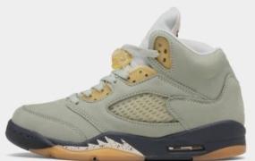 """Air Jordan 5 """"Jade Horizon"""" 详解"""