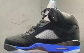 """抢先体验:Air Jordan 5 """"Racer Blue"""""""