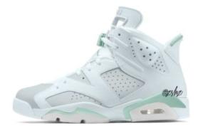 """女子 Air Jordan 6 """"Mint Foam"""" 将于 2022 年 3 月发售"""
