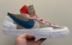 Kaws x Sacai x Nike Blazer Low 推出全新配色