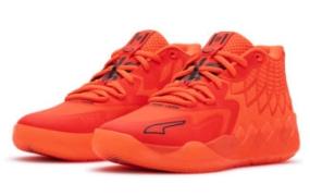 PUMA 正式推出 LaMelo Ball 的首款签名运动鞋