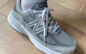 仔细看看 New Balance 990v6