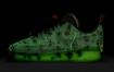 耐克空军 1 实验在黑暗中为万圣节发光