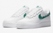 """Nike Air Force 1 Low """"Green Paisley"""" 官方照片"""