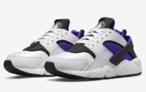 "Nike Air Huarache OG ""Purple Punch"" 30 周年回归"