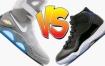 更好的电影主题发布:Nike Air Mag 或 Air Jordan 11