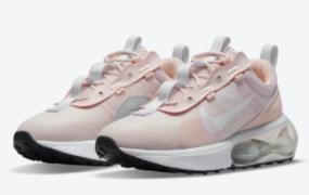 "Nike Air Max 2021 女款""Barely Rose""发售"