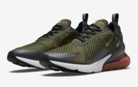 这款 Nike Air Max 270 的不败共鸣