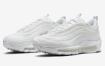 "Nike Air Max 97 Next Nature 发布""Triple White"""