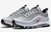 "Nike Air Max 97 ""Silver Bullet"" 2022 年回归"