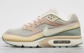 """第一眼:Nike Air Max BW """"Light Stone"""""""