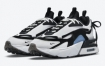 Nike Air Max Furyosa 黑白配色登场