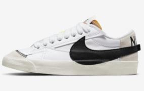 第一眼:Nike Blazer Low Jumbo