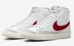 这款 Nike Blazer Mid '77 向运动俱乐部致敬