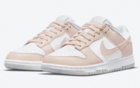 """Nike Dunk Low Next Nature """"Pale Coral"""" 11 月 3 日发售"""