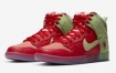 "Nike SB Dunk High""草莓咳嗽""终于发售"