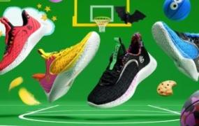 "Curry Brand 推出 Sesame Street x Curry Flow 9 ""Street Pack"""