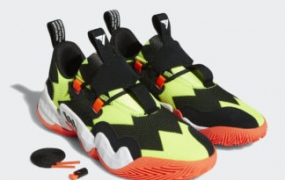 So So Def x adidas Trae Young 1 灵感来自 ATL 的 Vibrant Billboard