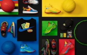 Giannis Antetokounmpo 和 Nike 庆祝 UNO 成立 50 周年