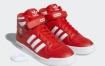 adidas Forum Mid 有红白两色可选